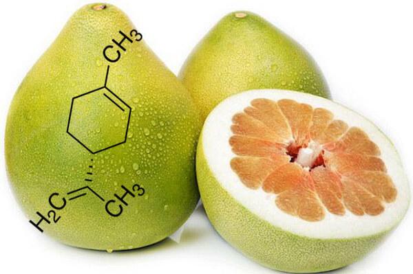 d-limonen trong tinh dau buoi