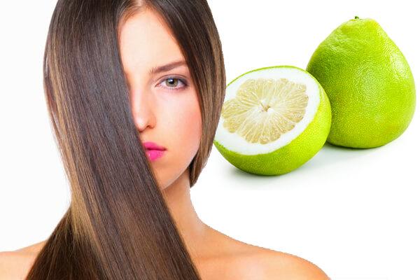 Bật mí cách làm tóc mái dài nhanh trong 2 ngày bằng tinh dầu bưởi